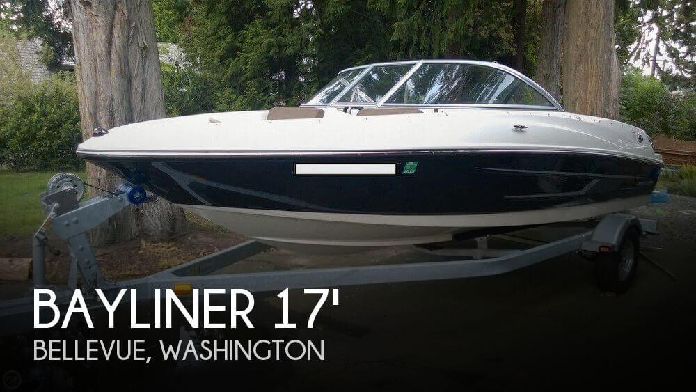 2014 Bayliner 175 Runabout - Photo #1