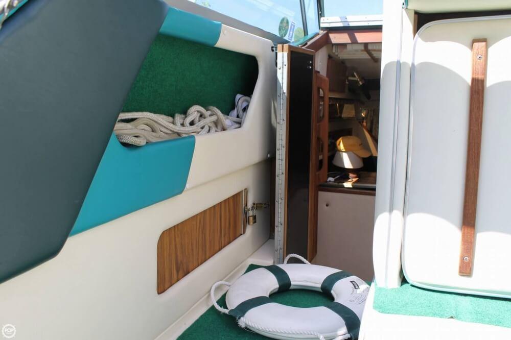 Companion Way To Main Cabin