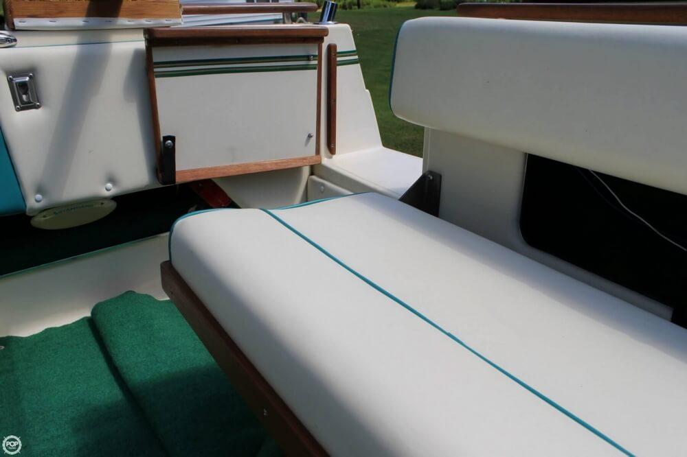 Transom Bench Seating