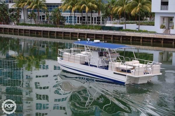 1998 Ocean Express 3900 - Photo #5