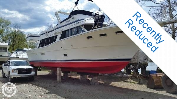 Used Boats For Sale in Youngstown, Ohio by owner | 1982 Bluewater 52
