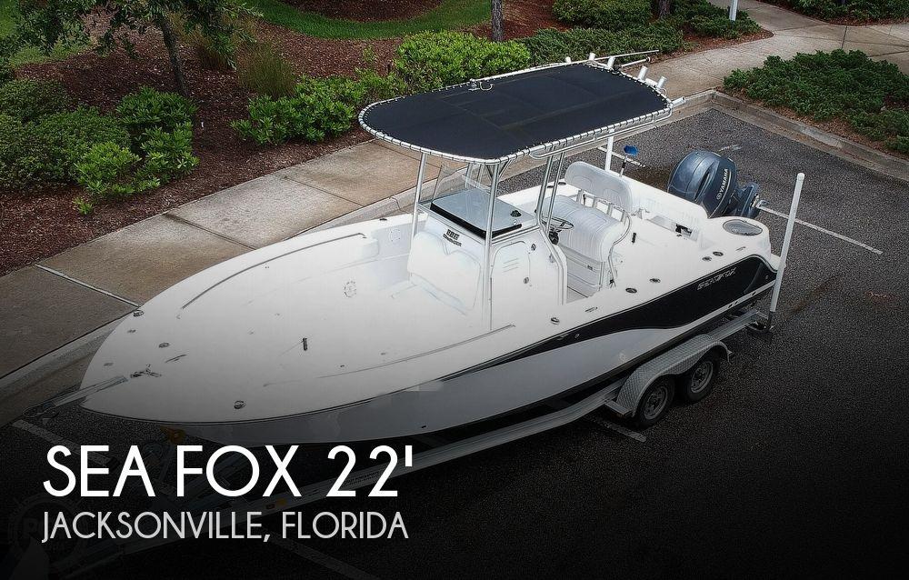 2014 Sea Fox 226 Commander