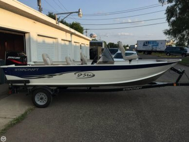 Starcraft D-Star 160 SC, 16', for sale - $9,500