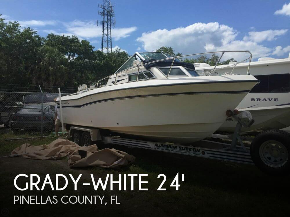 1985 Grady-White 240 Offshore - Photo #1