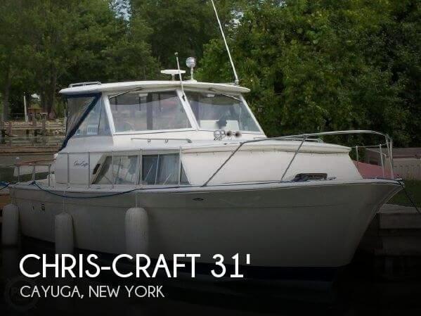 1966 Chris-Craft 31 Commander Express - Photo #1