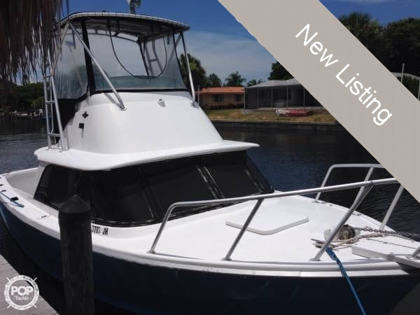 Used Fishing boats For Sale in North Port, Florida by owner | 1968 Bertram 31
