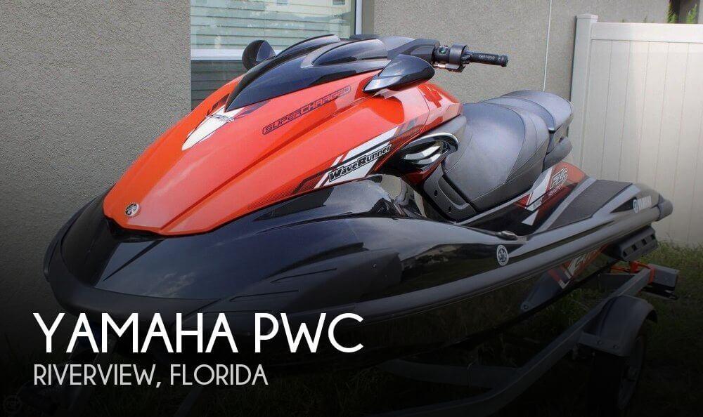 2014 Yamaha 11 Waverunner FZS