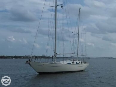 Reliance 44 Ketch, 44', for sale - $29,500