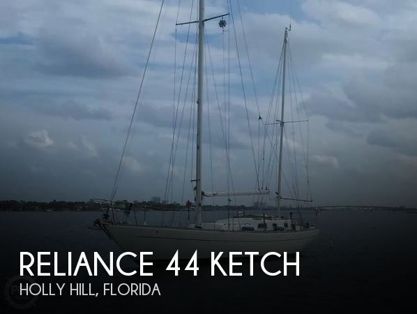 1975 Reliance boat for sale, model of the boat is 44 Ketch & Image # 1 of 40