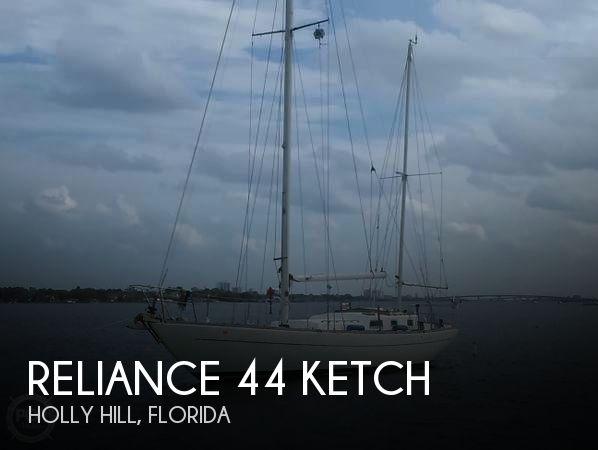 1975 Reliance 44 Ketch - Photo #1