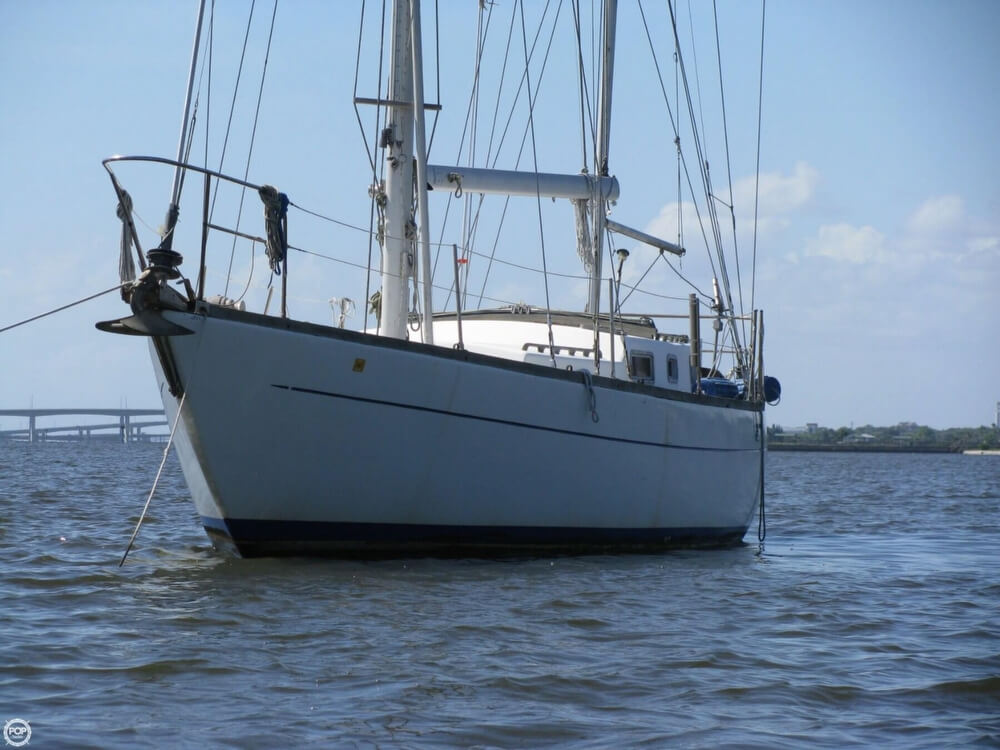 1975 Reliance boat for sale, model of the boat is 44 Ketch & Image # 9 of 40