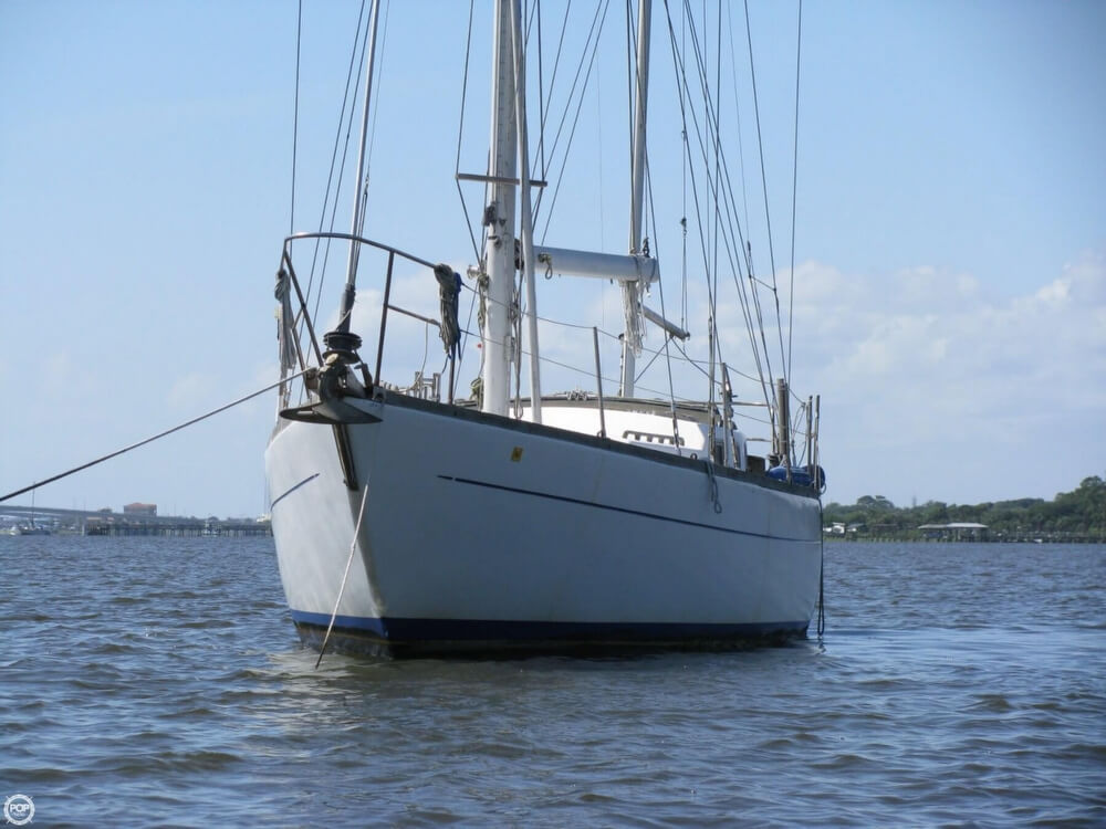 1975 Reliance boat for sale, model of the boat is 44 Ketch & Image # 10 of 40