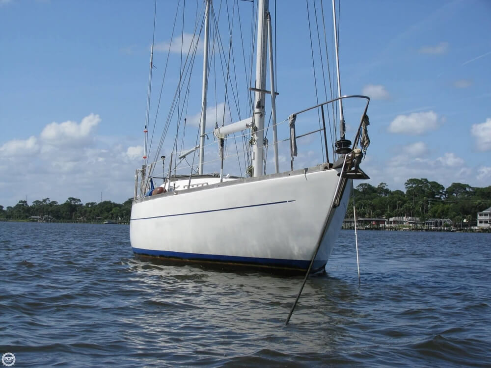 1975 Reliance boat for sale, model of the boat is 44 Ketch & Image # 12 of 40