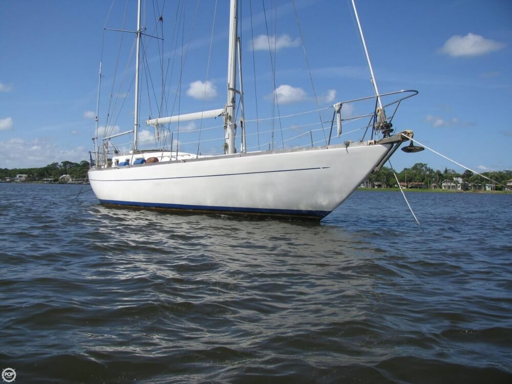 1975 Reliance boat for sale, model of the boat is 44 Ketch & Image # 13 of 40