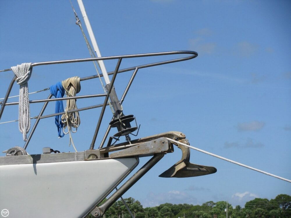 1975 Reliance boat for sale, model of the boat is 44 Ketch & Image # 14 of 40