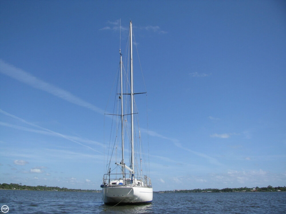 1975 Reliance boat for sale, model of the boat is 44 Ketch & Image # 15 of 40