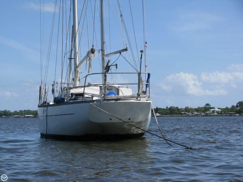 1975 Reliance boat for sale, model of the boat is 44 Ketch & Image # 16 of 40