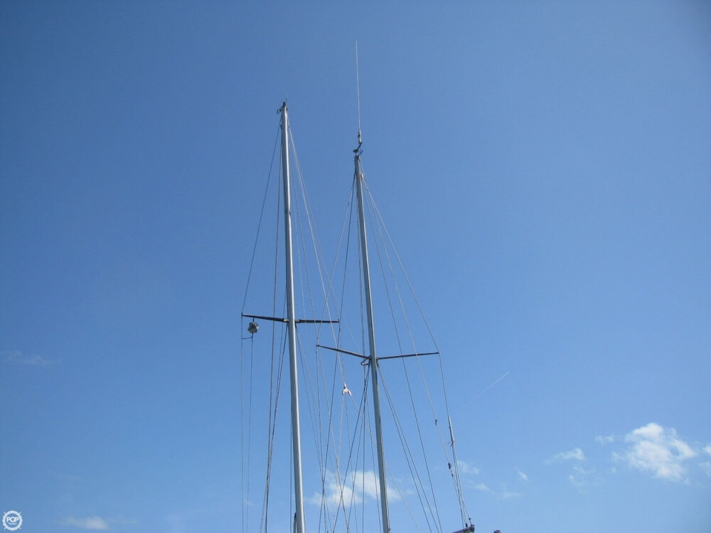 1975 Reliance boat for sale, model of the boat is 44 Ketch & Image # 17 of 40