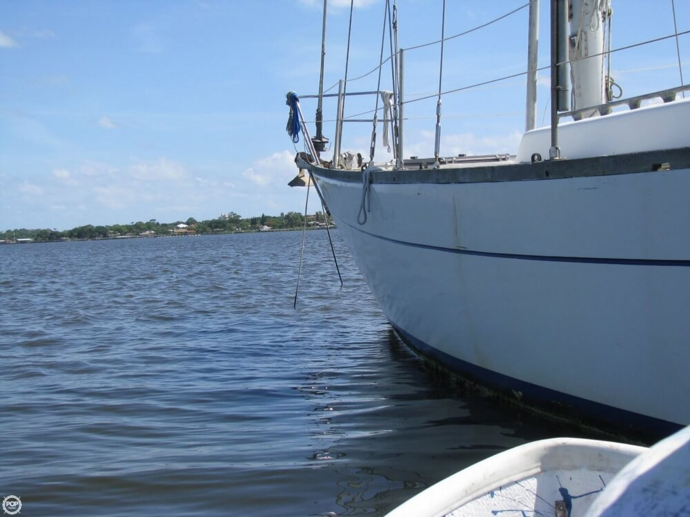 1975 Reliance boat for sale, model of the boat is 44 Ketch & Image # 18 of 40