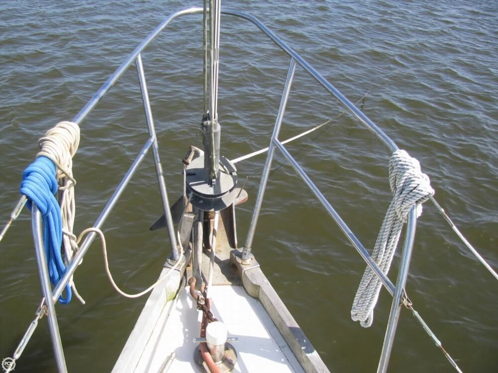 1975 Reliance boat for sale, model of the boat is 44 Ketch & Image # 19 of 40