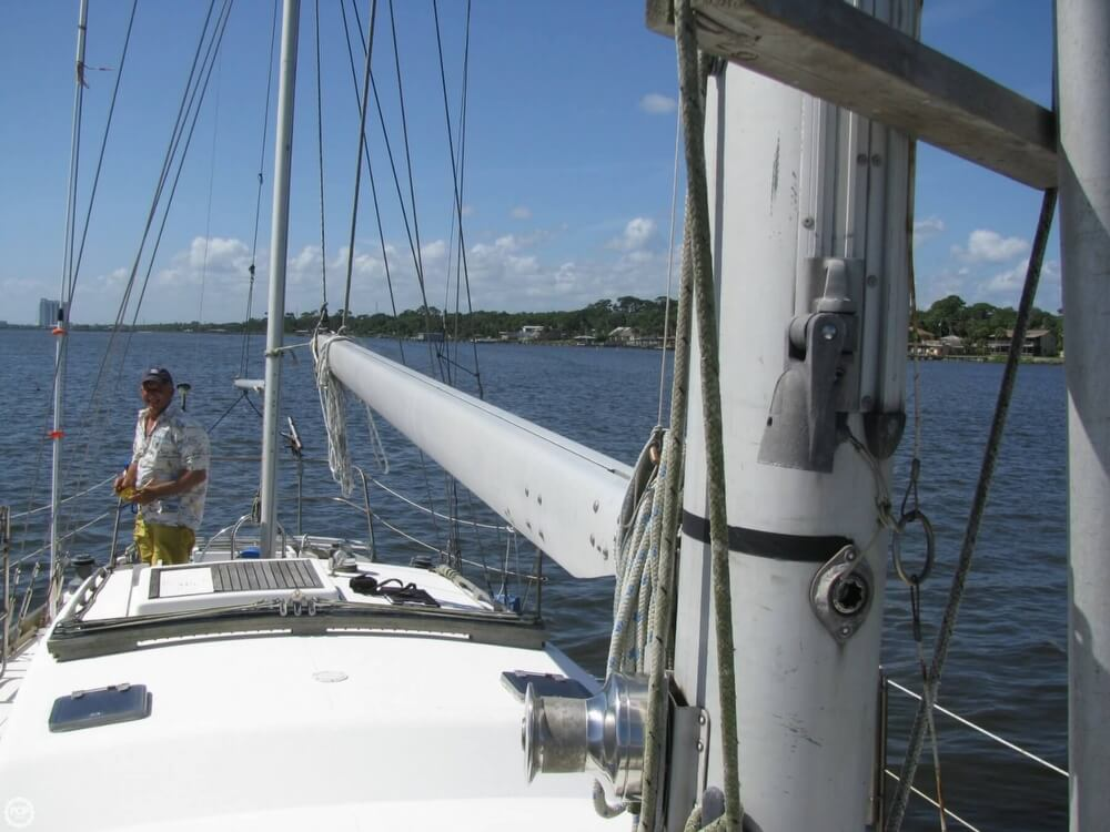 1975 Reliance boat for sale, model of the boat is 44 Ketch & Image # 21 of 40