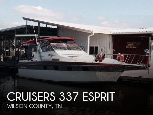 1987 Cruisers 337 Esprit - Photo #1