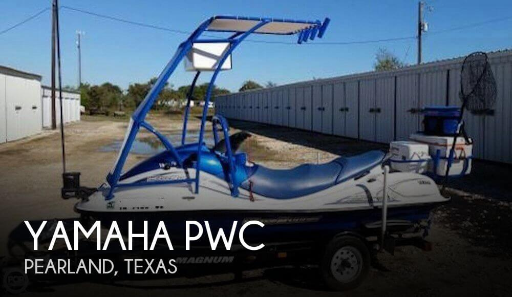 Sold yamaha 1200 waverunner suv boat in bayou vista tx for Yamaha waverunner dealers near me