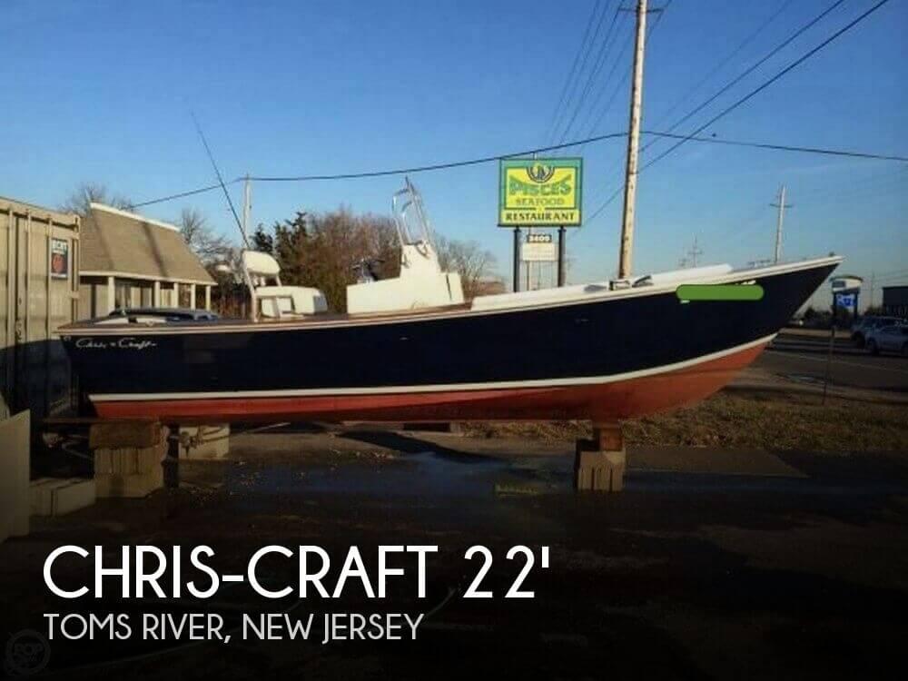 1975 Chris-Craft 22 Tournament Fisherman - Photo #1