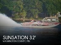 2001 Sunsation 32 Dominator - Photo #1
