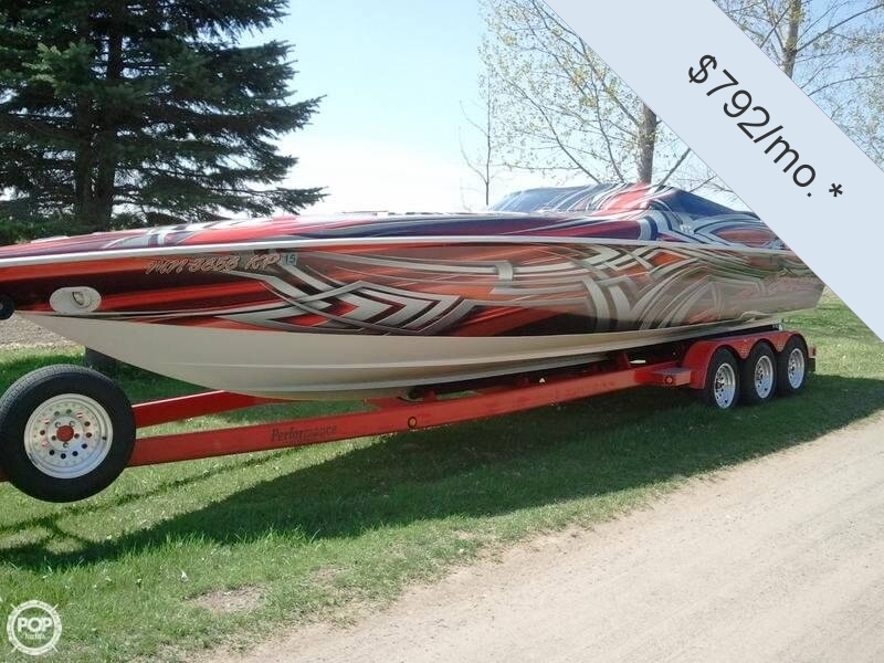 Used Boats For Sale in Minneapolis, Minnesota by owner | 2001 Sunsation 32