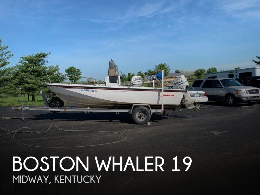 Used Boston Whaler 19 Boats For Sale by owner | 1992 Boston Whaler 19