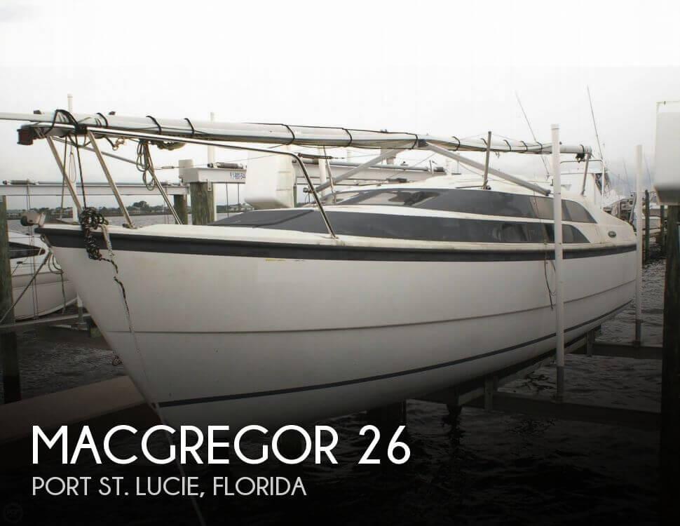 2005 MacGregor 26 - Photo #1