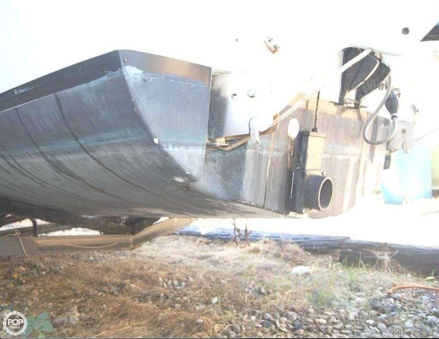 Water Ballast And Dagger Board