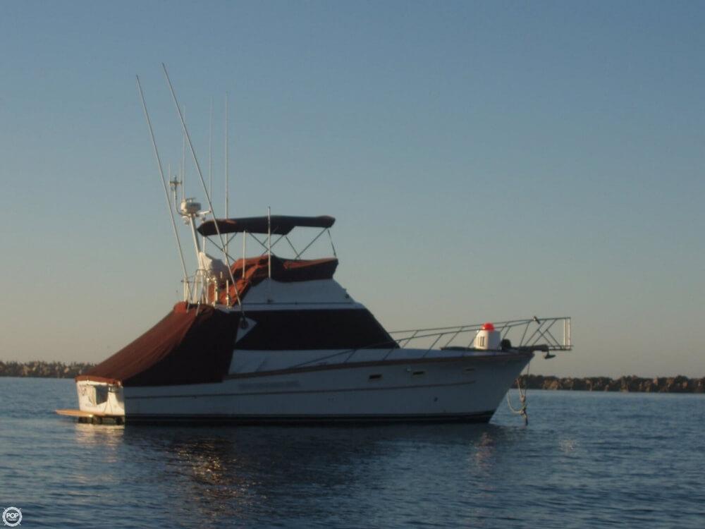 1979 Egg Harbor 36 Tournament Fisherman - Photo #10