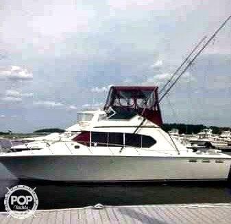 Seabird 36 Sport Fisherman, 39', for sale - $32,000