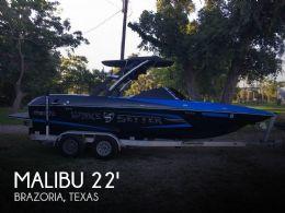 2012 Malibu Wakesetter 22MXZ