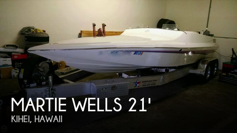 1996 Wells Enterprises SR 21 V-Trap - Photo #1