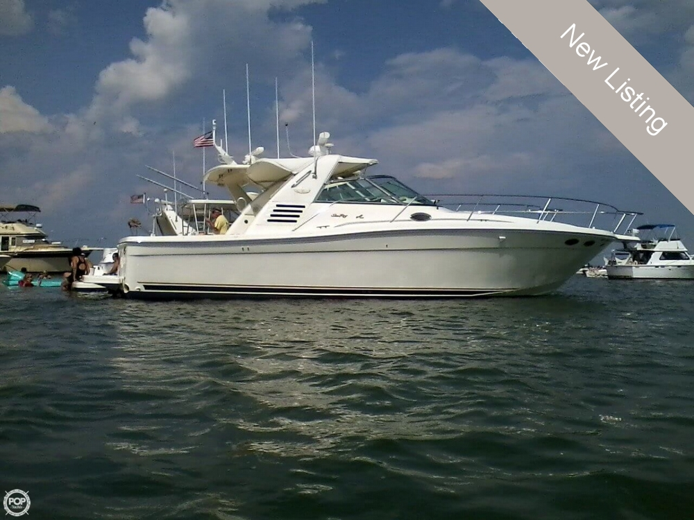 Used Power boats For Sale in Michigan by owner | 1997 Sea Ray 37