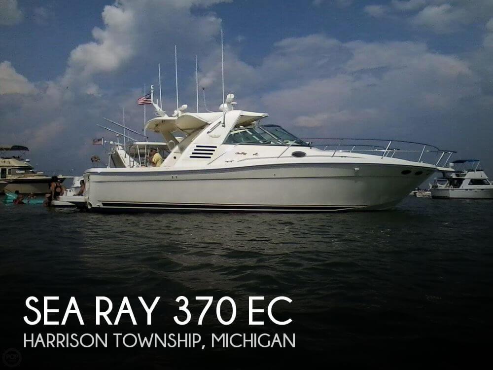 1997 Sea Ray 370 EC - Photo #1
