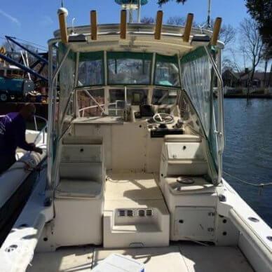 Shamrock 260 Express Fish, 26', for sale - $19,499