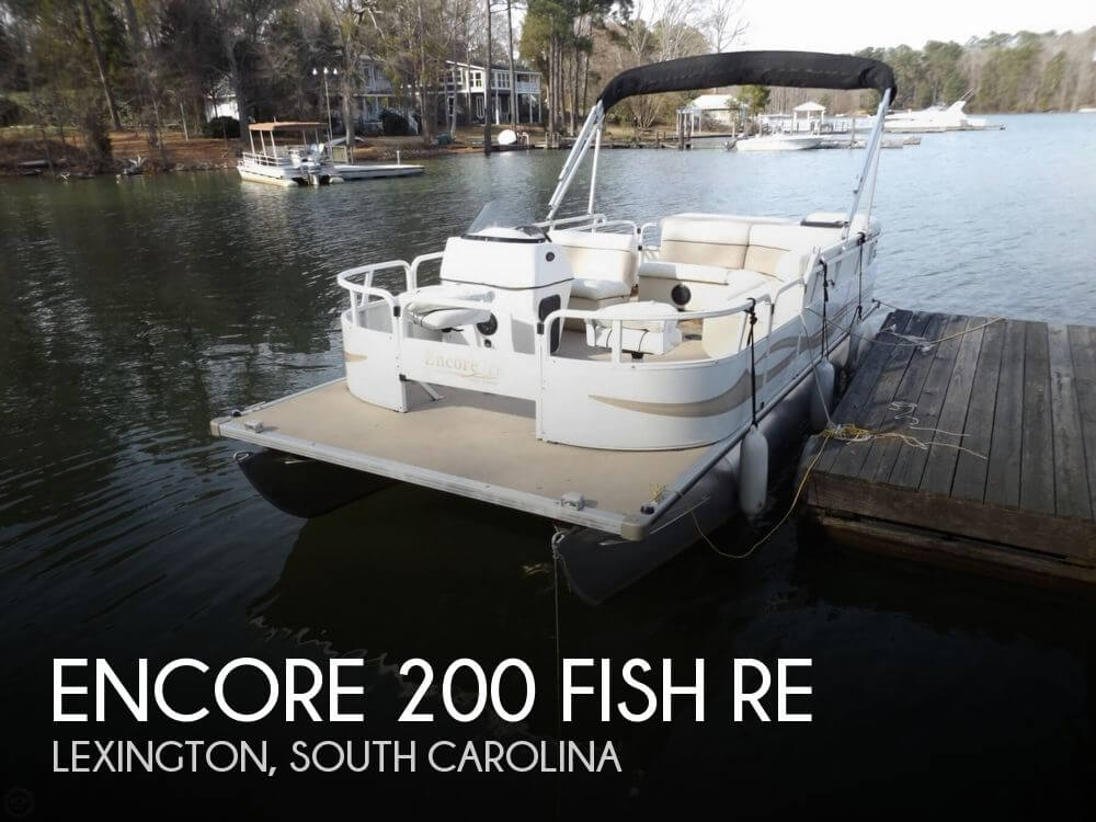 2011 Encore Boat Builders 200 Fish RE - Photo #1