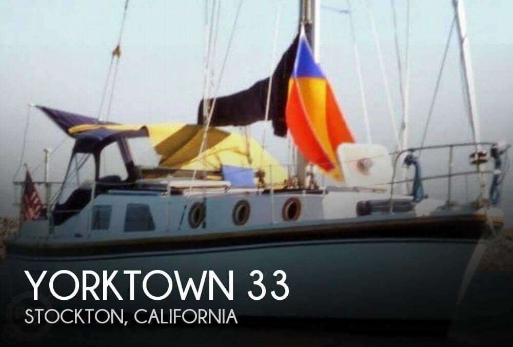 1977 Yorktown 33 - Photo #1