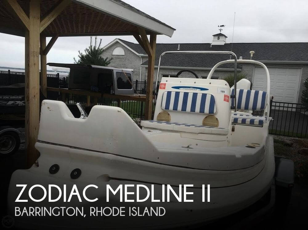 2003 ZODIAC MEDLINE II for sale