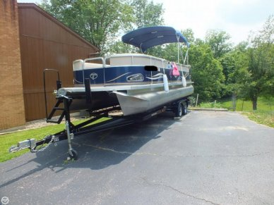 Tahoe Pontoon 2300 LT Cruise, 23', for sale - $27,500