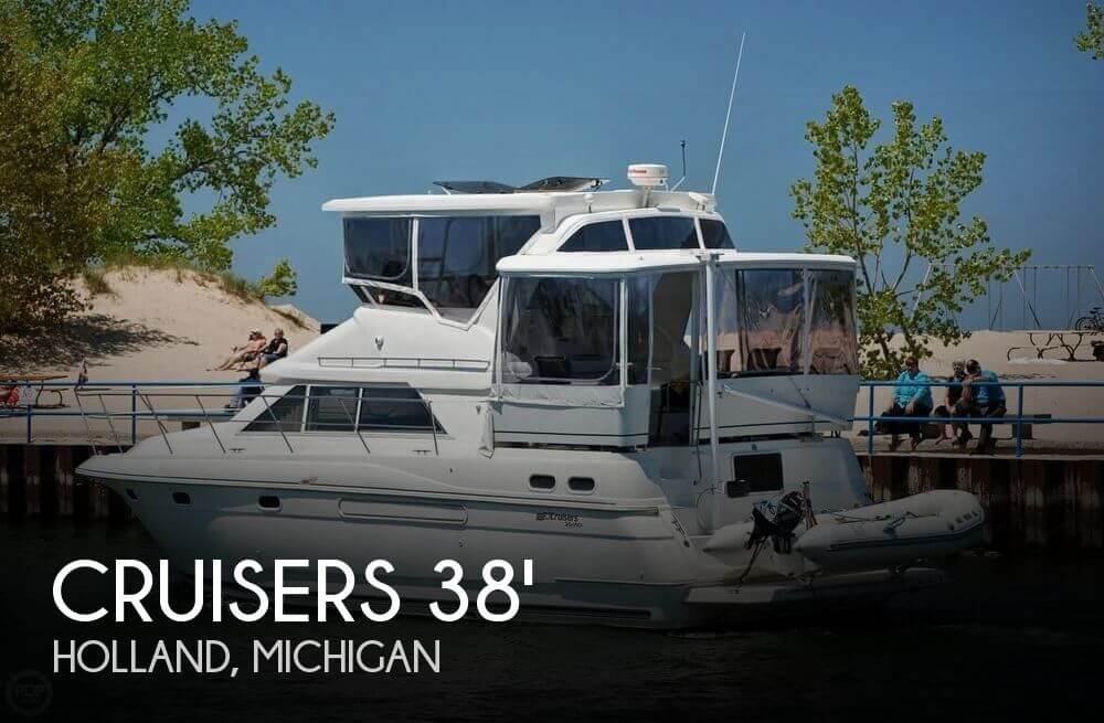 Used Power boats For Sale in Michigan by owner | 1997 Cruisers Yachts 36