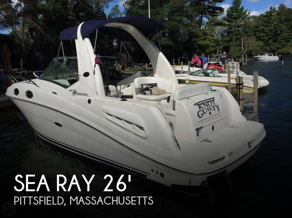 2006 Sea Ray 260 Sundancer - Photo #1