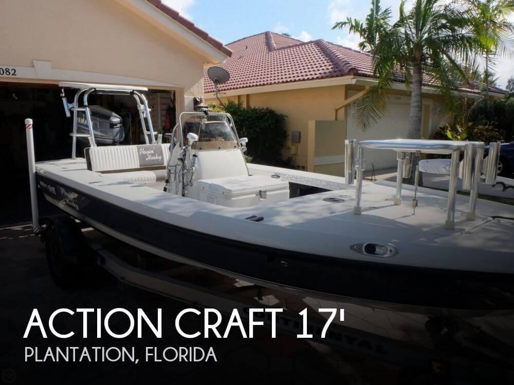 2003 Action Craft 1720 SE Flyfisher - Photo #1