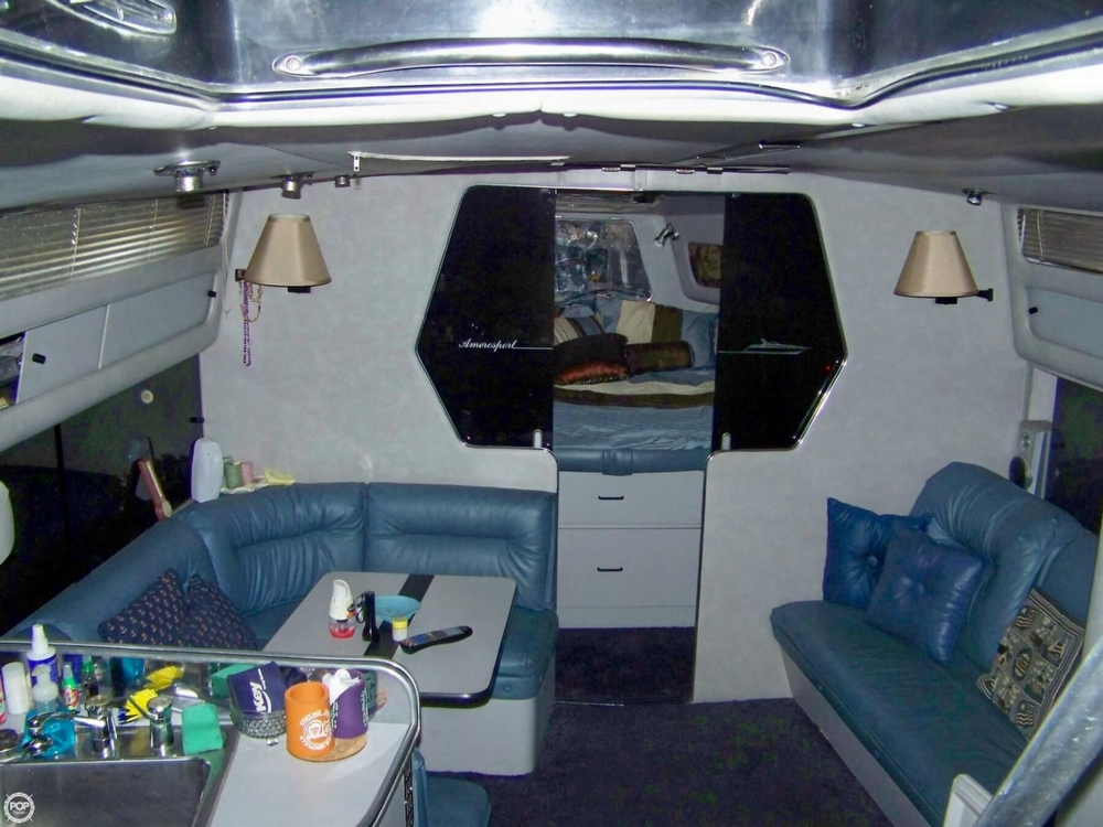 1987 Chris-Craft 412 Aerosport Cruiser - Photo #25