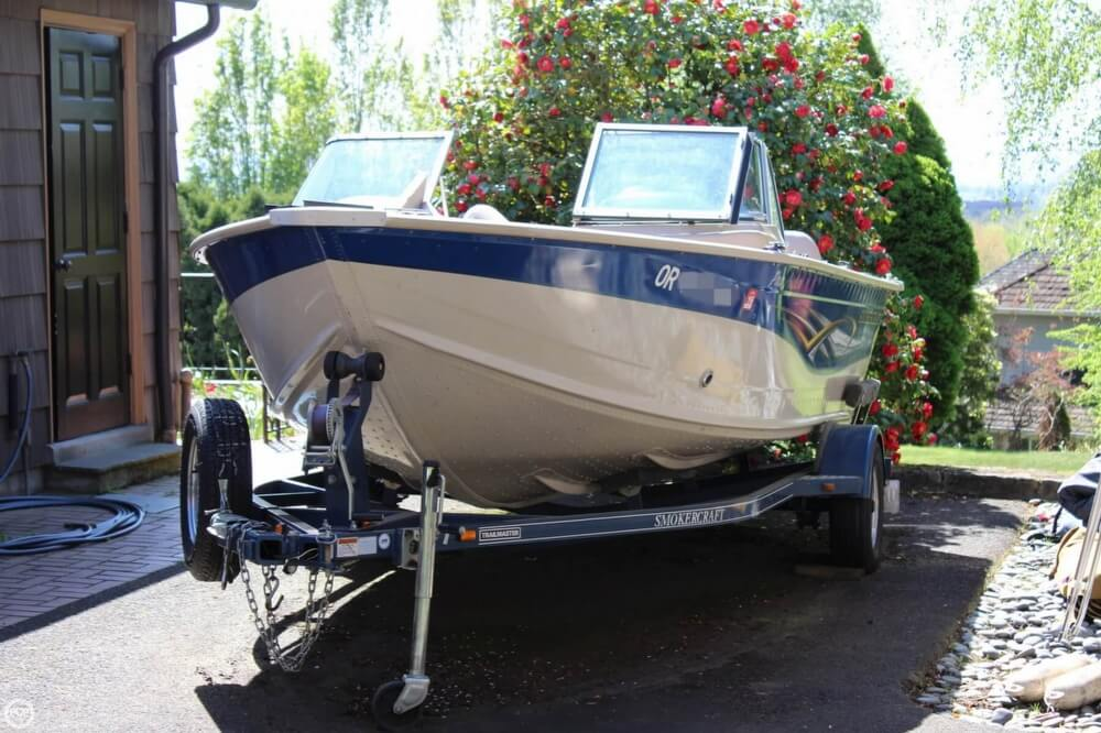 2008 Smoker Craft boat for sale, model of the boat is Pro Angler 172 & Image # 8 of 40