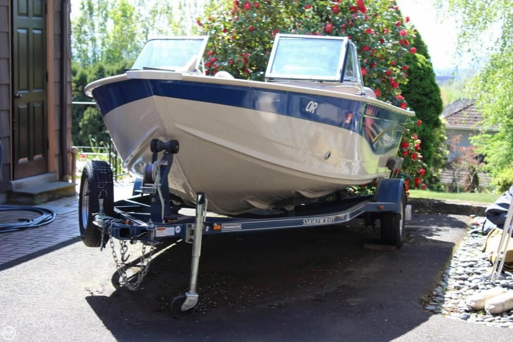 2008 Smoker Craft boat for sale, model of the boat is Pro Angler 172 & Image # 9 of 40